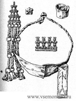 Клад Троицкого городища. IV-V века нашей эры