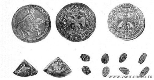 Спорные серебряные выпуски болгарских правителей xiv в