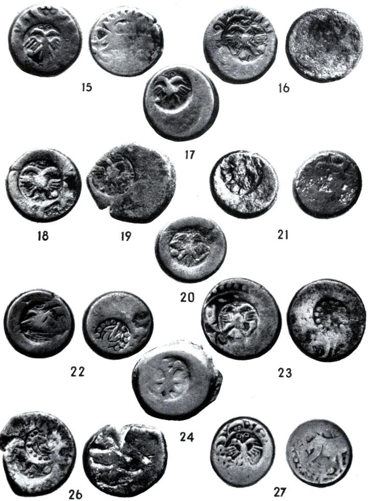 Грузинская серебряная монета по образцу персидского аббаси старые российские монеты